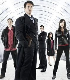 The original Torchwood team