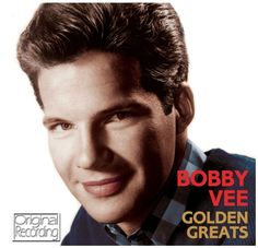 It was #BuddyHolly's untimely death that allowed #BobbyVee to fill in for the rest of the Winter Dance Party tour in 1959 and gave him widespread exposure. His most successful material was drawn from the #TinPanAlley group of writers, most notably #GerryGoffin and #CaroleKing, with his best known smash being #RubberBall (although that particular hit was bettered by a number of singles on the charts). In 1962 fifteen of his biggest hits were gathered together for the #GoldenGreats…