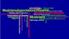 Benefits of Membership with the Musicians' Association of Seattle. http://local76-493.org/membership/benefits-membership/