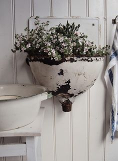 several gorgeous lavabo's (french wall sinks) in half and full size available at American Home Garden in Ventura CA