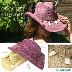 Crochet Cowboy Hat Pattern