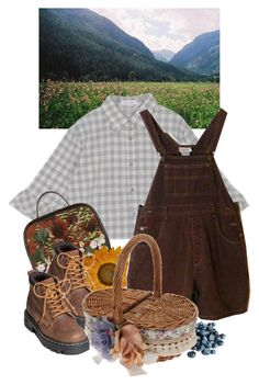"""""""field"""" by paper-freckles ❤ liked on Polyvore featuring Chanel"""