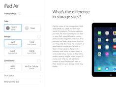 Apple Store App For iPad iOS
