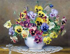 Gallery.ru / Foto # 6 - Flores do artista Igor Buzin - Anneta2012