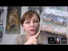 Композиция в декоре, декупаже и микс медиа: вебинар мастер-класс Натальи Жуковой Декупажный Марафон - YouTube