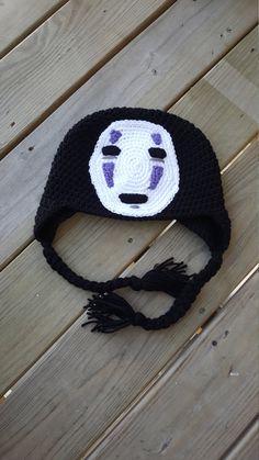 Spirited Away Inspired No Face Hat by ETbySarahElizabeth on Etsy