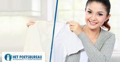 Gele vlekken op jouw witte T-shirt? Of is je witte kleding helemaal vergeeld? Met deze tip is dat voorgoed verleden tijd! Jouw vergeelde kledingstukken zullen na een wasbeurt met deze producten weer stralend wit zijn. Waar wacht je nog op? Lees snel Liesbeth's tip!