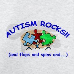 Autism Rocks