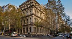 泊ってみたいホテル・HOTEL オーストラリア >メルボルン>メルボルンCBD地区の中心部に位置し、19世紀築の歴史的建造物を利用したホテル>トレジャリー オン コリンズ(Treasury on Collins)