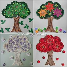 Quilling by Ada: iunie 2014 Neli Quilling, Paper Quilling Cards, Paper Quilling Flowers, Quilling Work, Origami And Quilling, Quilling Craft, Quilling Patterns, Quilling Designs, Quilling Ideas