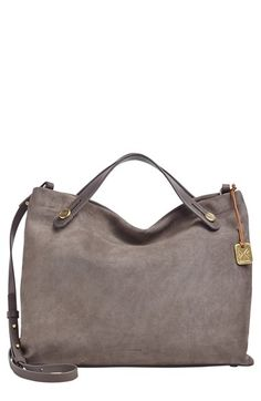 Skagen 'Mikkeline' Leather Satchel