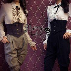 J-Fashion / Tops / NO.S PROJECT Ladies' Corset Tokyo Otaku Mode, Lace Tights, Mode Shop, Waist Training, Japanese Fashion, Fashion Brand, Corset, Black And Brown, Pin Up