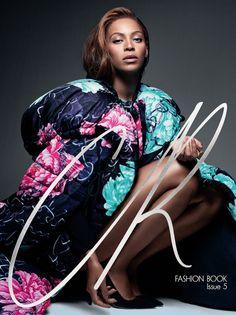 Beyoncé and CR Fashion Book Finally Merge