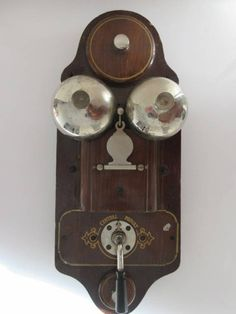 Vintage Telephone, Bottle Opener, Barware, Boards, Antiques, Wall, Etsy, Phones, Products