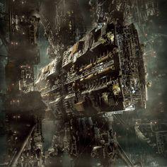 Underhive - Necromunda - Warhammer 40K - GW