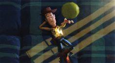 Toy Story 3 : color script de Dice Tsutsumi.