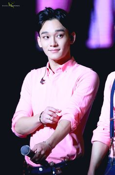 I'm not saying Chen need appreciation but that's exactly what I'm saying