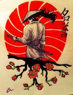 samurai_tattoo_design_by_mrmattfl-d6e3oja