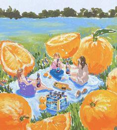 Pretty Art, Cute Art, Oil Pastel Art, Arte Sketchbook, Funky Art, Aesthetic Art, Art Inspo, Painting & Drawing, Art Drawings