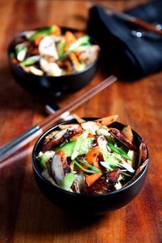 Spicy Sichuan Chicken Salad