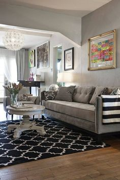 1000 images about decorating with grey on pinterest for Z gallerie living room ideas