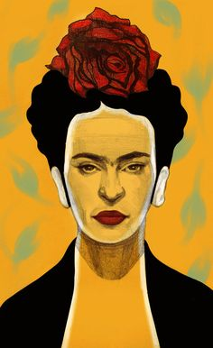 Frida by FaniArgirova.deviantart.com on @deviantART | Стефана Аргирова / Stefana Argirova