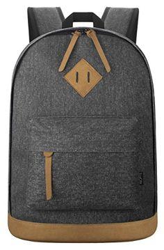 EcoCity Classic Vintage College School Laptop Backpack Bag Pack Super Cute for School BP0033B1C(Black) EcoCity http://www.amazon.com/dp/B00JAEH4XS/ref=cm_sw_r_pi_dp_QLz6wb03XG83B