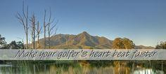 George Golf Club - one of the most popular golf courses in the Garden Route - George - George Golf Club Golf Tour, Golf Clubs, Golf Courses, Tours, Popular, World, Garden, Travel, Garten