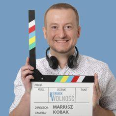 3 książki od Mariusza Kobaka z bloga KierunekWolnosc.pl Scene, Baseball Cards, Humor, Blog, Humour, Funny Photos, Blogging, Funny Humor, Comedy