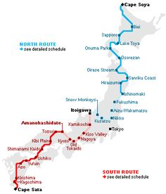 We Love Japan Tour - South Route - October 21, 2013 - Amanohashidate (Day 18)