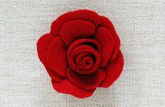 Riciclo Creativo: Rose di Stoffa