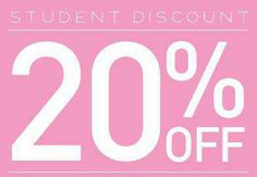a78047047801 Dont forget your student discount card and get 20% off!! www.thetanningshop