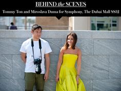 Behind the Scenes   Savoir Flair