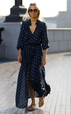 flowy dress - summer