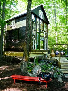 Enchanting Glass House Built In Just Four Days – Tiny House for Us