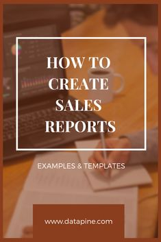 Have you ever struggled with sales Here's a guide to make your life easier, with curated examples and templates! Sales Report Template, Business Intelligence, Data Analytics, Data Visualization, Insight, Branding Design, Software, Templates, Make It Yourself
