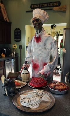 Hotel chef~ Withering Heights Inn on Halloween Forum