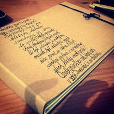 a new diary for daily ideas