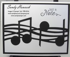 I saw this idea on Pinterest. I changed two of the quarter notes into eighth notes and changed the heads of the notes so that they are…