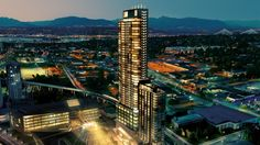 New 50 Storey Tower Proposed For Surrey