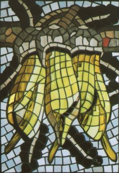 nz kowhai mosaic art