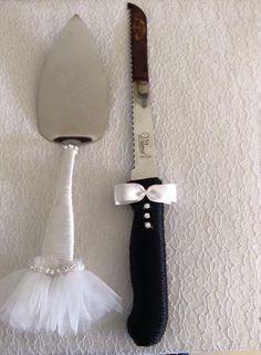 Cuchillo y pala