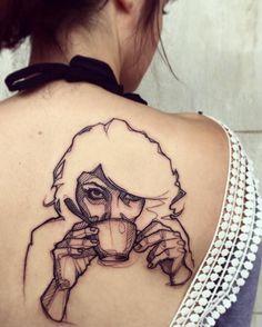 Sketch Tattoos – Les créations de L'oiseau (image)