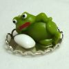 Frog Soap Dish Set [HH-MUL4802] - $2.95 : Mainly Minis Dollhouse Miniatures Dish Sets, Pick One, The Dish, Are You The One, Dollhouse Miniatures, Minis, Soap, Kitchen, Free