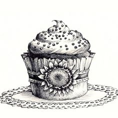 Cupcakes by Madelein