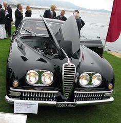 Alfa Romeo 6C 2500 SS Berlinetta Pininfarina