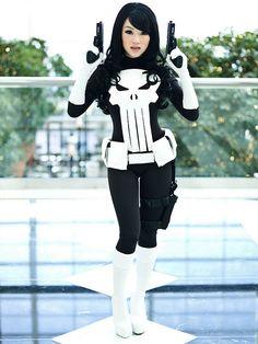 Punisher Cosplay #cosplay #punisher