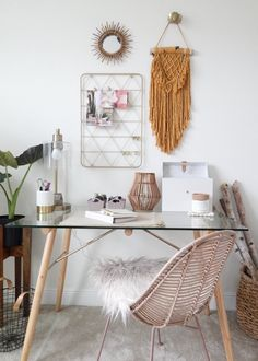 200 Best Boho Office Decor Images In 2019 Home