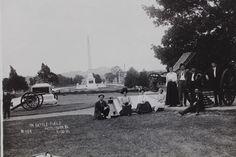 The Gettysburg High Water Mark 1910.