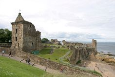st. andrews castle - Google Search